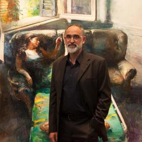 Waiting for the 'resurrection' of Greece: Pallantzas talks about art and the crisis